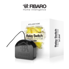 fibaro relay switch 2 x 1.5 kw