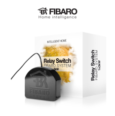 fibaro relay switch 1 x 3 kw